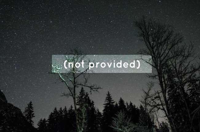 starry sky with text (not provided)