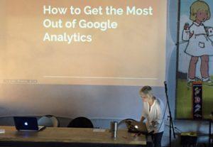 google analytics presentation