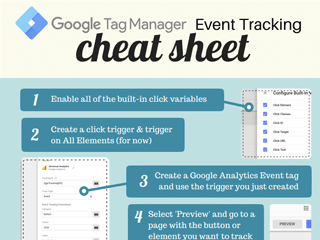 google tag manager event tracking