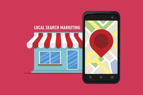 local search marketing (SEO)