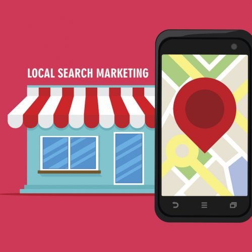 local search marketing (SEO)