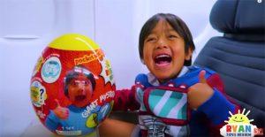Ryans Toy Review Video Screen Shot