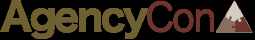 agency con logo