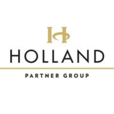 holland logo black