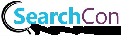 searchcon logo blue