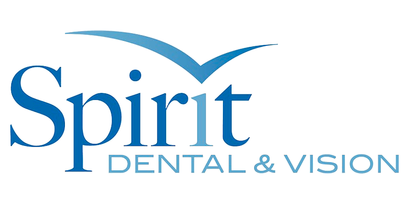 spirit dental logo blue