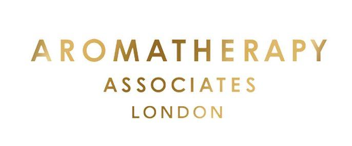 aromatherapy logo gold
