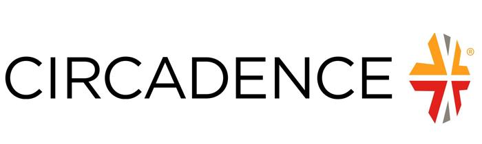 circadence logo black