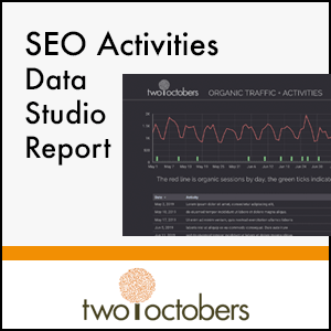 free seo activities data report