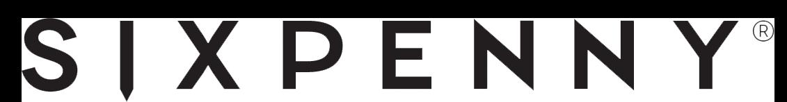 SixPenny Logo